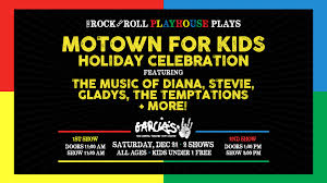 Boulder Theater Seating Chart The Rock And Roll Playhouse Plays Motown For Kids Holiday