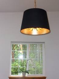 image ikea light fixtures ceiling. Jara Lamp Shade Over Hanging Ceiling Light Ikea Hackers Throughout Install Image Fixtures