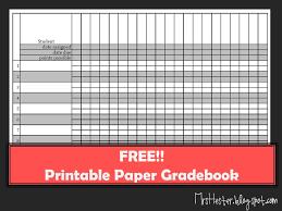 Editable Attendance Grade Sheets Www Picswe Com