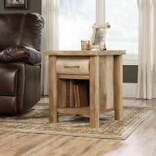 log nightstand boone mountain side table sauder swing rustic furniture king size frame queen cheap white nightstands home small cabin
