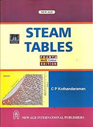 Steam Table For Mechanical Engineering Khurmi Bing