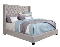 grey bed frame full. Beautiful Bed Westerly Light Gray Bed To Grey Frame Full