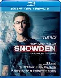 snowden 2018 blu ray review
