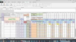 Production Scheduling In Excel How Create Capacitive Production Planning Excel Sheet Redimade Format Available