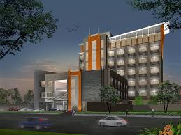 Anugrah Hotel View From Balkon Grand Anugerah Hotel Bandar Lampung Mapionet