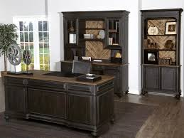image of 60 in executive desk and credenza set