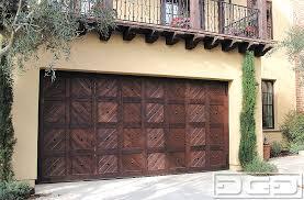 spanish colonial 05 custom architectural garage door