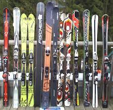 Горные лыжи Википедия