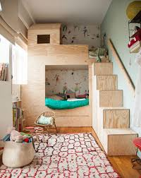 bunk bed with stairs for girls. Garage:Lovely Kids Bedroom Bunk Beds 6 Impressive 8 Wonderful Girls Loft With Stairs Pretty . Bed For