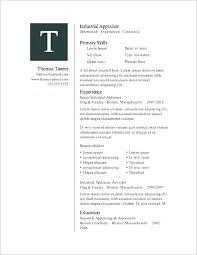 Resume Templates Word Mac Custom Resume Template Download Mac Classic Resume Template Simple Resume