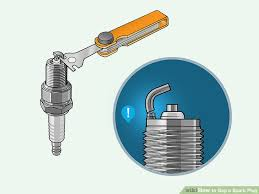 Ac Marine Spark Plug Chart How To Gap A Spark Plug 8 Steps With Pictures Wikihow