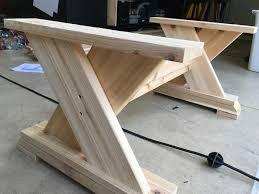 diy outdoor coffee table plans rogue engineer 6