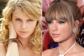 taylor swift looks good without makeup on but she looks so young you put some makeup