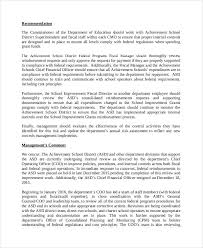 Template Audit Report 14 Audit Report Examples Pdf Doc Pages Examples