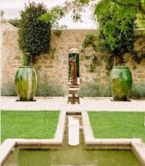 romantic italian style garden ideas