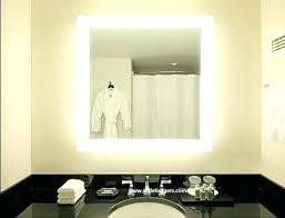 lighted bathroom mirror – selected jewelsfo