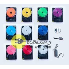 Bộ đèn LED neon dài 5m có 10 màu - Full set đầy đủ adapter - LED dây trang  trí, uốn chữ, hình treo tường giá cạnh tranh