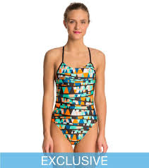 Swimoutlet Exclusive Nike Finish Line Cut Out Tank One Piece