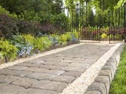 Ideas Interesting Material Driveway Pavers Lowes — Rebecca