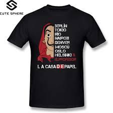 <b>Paco T Shirt La</b> Casa De Papel Actors Lacasa De Papel Actor La ...