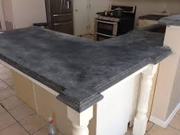 cozy concrete countertops colors