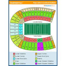 University Of Louisville Cardinal Stadium Events And