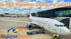 Alice springs show, alice springs. Is Rex Airlines Business Class Any Good Full Review From Melbourne To Sydney Youtube