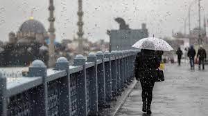İstanbul 15 günlük hava durumu: İstanbul'da yarın hava durumu nasıl olacak?