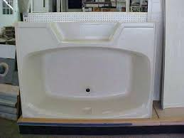mobile home bathtub