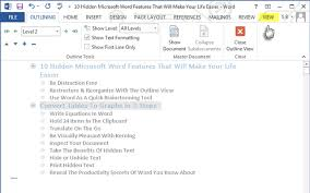Ms Word Test Questions And Answers 10 Hidden Features Of Microsoft Word That Will Make Your Life Easier