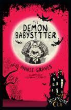 Short Notice Babysitter The Demon Babysitter By Annie Graves Writing Ie