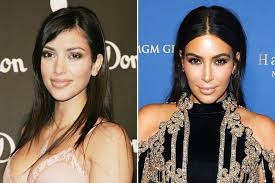 before and after celebrity eyebrows best celebrity eyebrow transformations