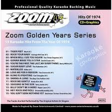 Zoom Karaoke Zoom Karaoke Golden Years 1974 Music