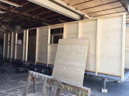 Bauwagen Für Waldkindergarten Holzbau Pletz