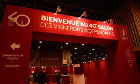 verre offert pour chaque entrée foule plus ou moins guillerette vous l aurez compris le salon des vignerons indépendants est de retour à paris