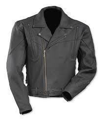 teknic blade leather jacket