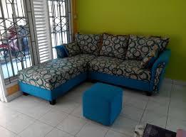 Sofa L Putus Santai Minang