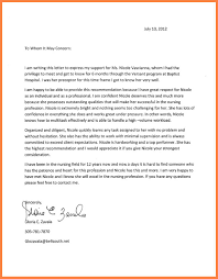 letter of recommendation template for nursing student 9 nursing recommendation letter sales intro letter