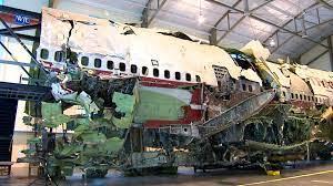 TWA Flight 800 explosion ...