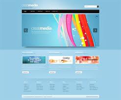 Css Website Templates Inspiration CreatimediaCuber CSS Template PersonalCreative Website