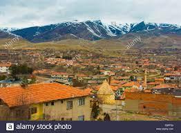 Malerische Aussicht von Divrigi Sivas Türkei Stockfotografie - Alamy