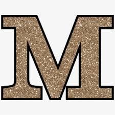 Printable Chevron Letters Free Digital Printable Alphabet To Download Gold Glitter