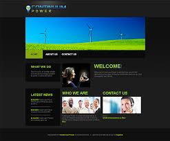 Engineering Services Website Design Web Development From