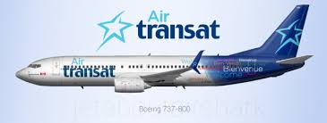Air Transat 737 800 Seating Chart Air Transat 737 800 C Gtqg Re Create By Airshark