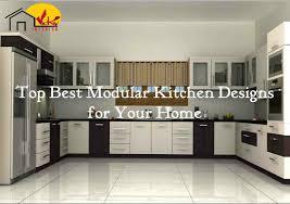 Best Modular Kitchen Designs Vicky Interior Madurai Blog