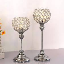 large glass lanterns candlestick tall hollow out crystal glass candle holders silver gold metal lanterns matching large glass lanterns