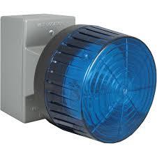 Strobe Indicator Light Blk 4 Viking Electronics