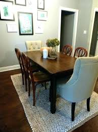 area how to measure a round rug ers crossword clue under dining room table best ideas