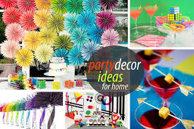 Small Picture Ideas For Party Decorations Party Favors Ideas