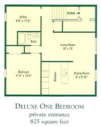 Delightful Average Size Of A 1 Bedroom Apartment Bathroom Square